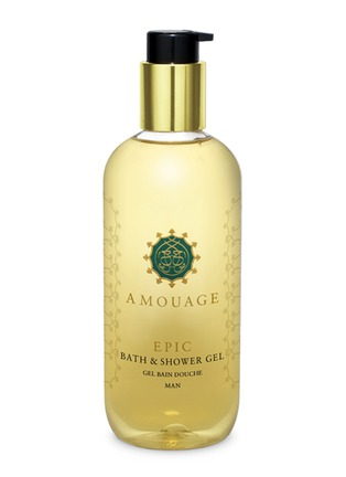 Main View - Click To Enlarge - Amouage - Epic Man Shower Gel 300ml