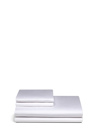 Main View - Click To Enlarge - Frette - Agata queen size duvet set