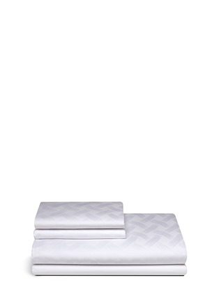 Main View - Click To Enlarge - Frette - Riviera queen size duvet set