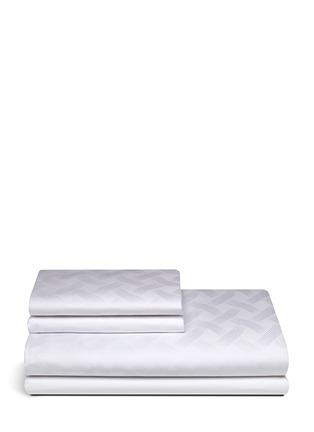 Main View - Click To Enlarge - Frette - Riviera king size duvet set