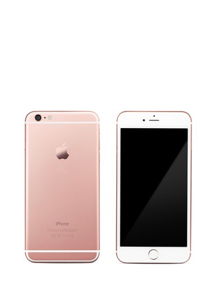 Main View - Click To Enlarge - Apple - iPhone 6s Plus 16GB - Rose Gold