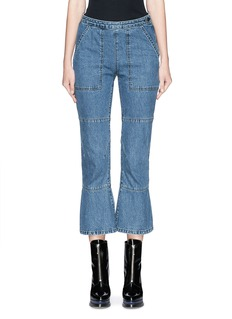 Rachel Comey'Pursue' flared cropped jeans