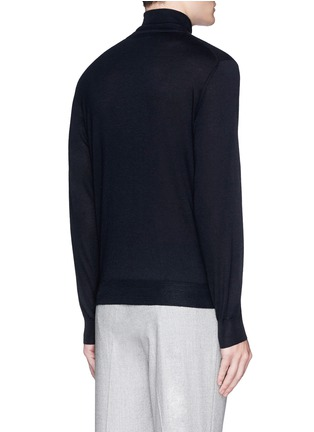 Tomorrowland - Cashmere-silk turtleneck sweater