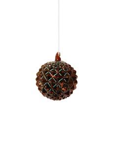 Shishi AsSpike cone Christmas ornament