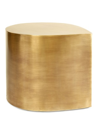 Main View - Click To Enlarge - Jonathan Adler - Teardrop brass table