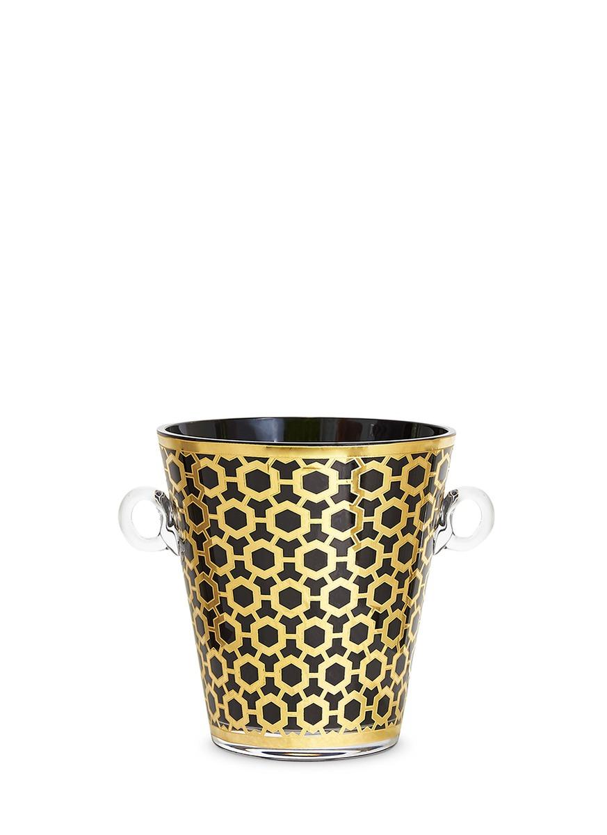 Newport ice bucket by Jonathan Adler