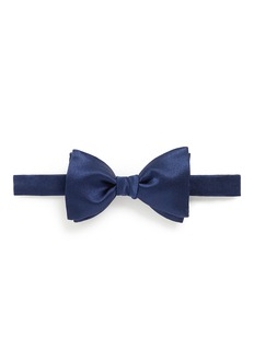 Lanvin 'New Alber' silk satin bow tie