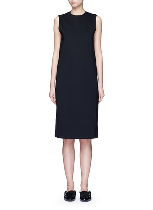 Main View - Click To Enlarge - The Row - 'Tottie' scuba jersey shift dress