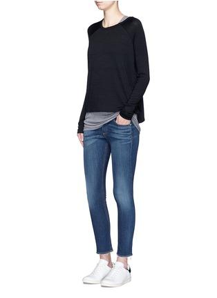 Figure View - Click To Enlarge - rag & bone/JEAN - 'Camden' raglan sleeve T-shirt