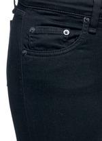 'Capri' stretch twill pants
