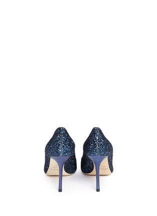 Jimmy Choo - 'Romy 85' dégradé glitter pumps