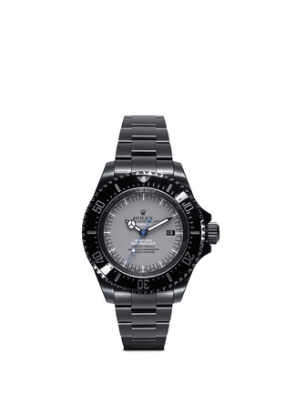 Bamford Watch Department - Rolex Deepsea Sea-Dweller Oyster Perpetual Date customised watch