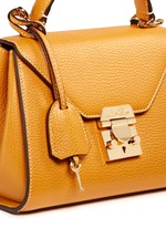 'Hadley Baby' leather flap bag