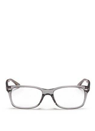 Main View - Click To Enlarge - Ray-Ban - 'RB5228' colourblock acetate optical glasses