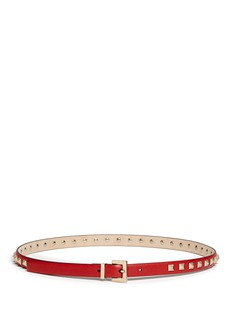 VALENTINO 'Rockstud' leather belt