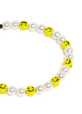 Detail View - Click To Enlarge - Venessa Arizaga - 'All Smiles On Me' bracelet