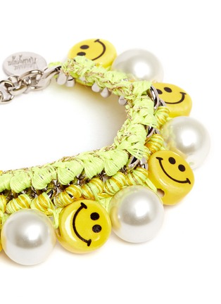 Detail View - Click To Enlarge - Venessa Arizaga - 'Happy-Go-Lucky' bracelet