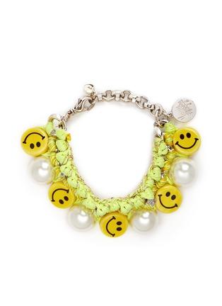Main View - Click To Enlarge - Venessa Arizaga - 'Happy-Go-Lucky' bracelet