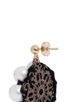 'Sunshine Daisy' drop earrings