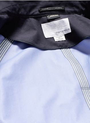 - nanamica - GORE-TEX® soutien collar coat