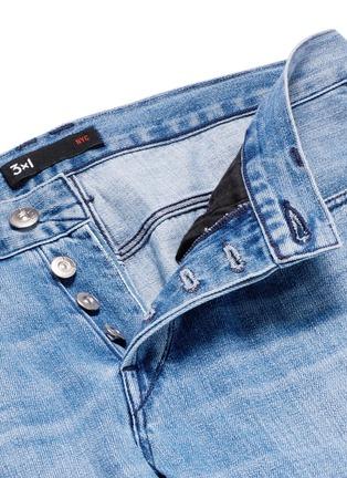 - 3x1 - 'M4' low rise straight leg jeans