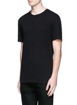 Pima cotton jersey T-shirt