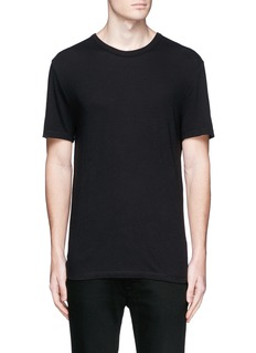 T By Alexander Wang Pima cotton jersey T-shirt