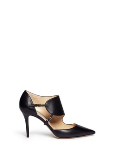 JIMMY CHOO 'Herald' calf leather pumps