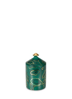 Fornasetti Malachite scented candle 300g