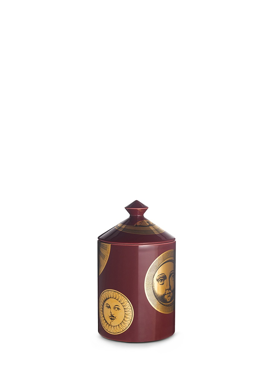 Soli E Lune Amaranto scented candle 300g by Fornasetti