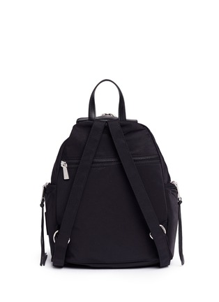 Detail View - Click To Enlarge - Rebecca Minkoff - 'Julian' nylon backpack
