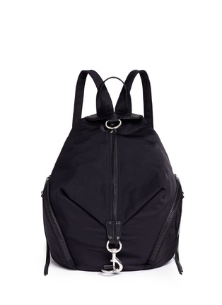 Main View - Click To Enlarge - Rebecca Minkoff - 'Julian' nylon backpack