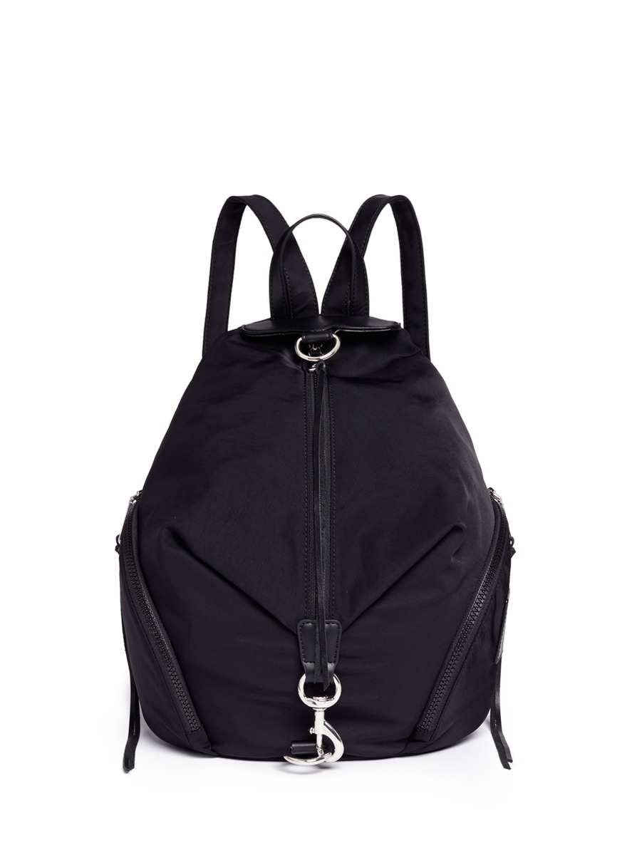 Julian nylon backpack by Rebecca Minkoff