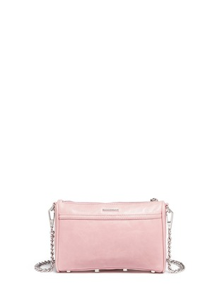 Detail View - Click To Enlarge - Rebecca Minkoff - 'M.A.C.' mini leather crossbody bag