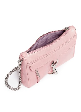 - Rebecca Minkoff - 'M.A.C.' mini leather crossbody bag