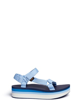Main View - Click To Enlarge - Teva - 'Flatform Universal Retro' sandals