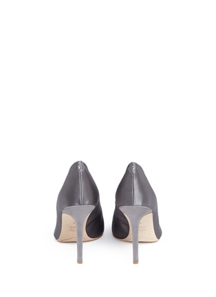 Back View - Click To Enlarge - Sam Edelman - 'Hazel' satin pumps