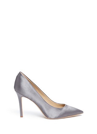 Main View - Click To Enlarge - Sam Edelman - 'Hazel' satin pumps
