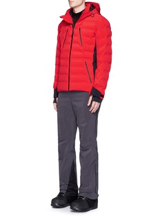 AZTECH MOUNTAIN Nuke Suit' down puffer nylon jacket