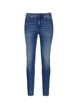 Main View - Click To Enlarge - Neil Barrett - Skinny fit cotton denim jeans