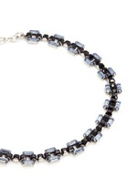 'Lucca' Swarovski crystal necklace