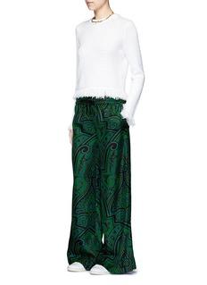 F.R.S For Restless Sleepers'Callisto' paisley print pyjama pants