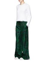 'Callisto' paisley print pyjama pants