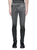 Slim fit dégradé stretch denim jeans