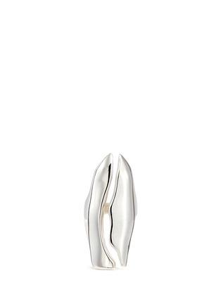 Sophie Buhai-'Wilke' slit sterling silver ring
