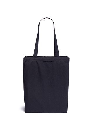 Back View - Click To Enlarge - Icny - Canvas tote bag