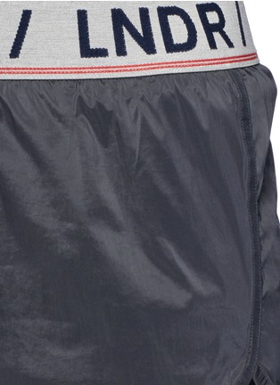 Detail View - Click To Enlarge - Lndr - 'Luna' double layer running shorts