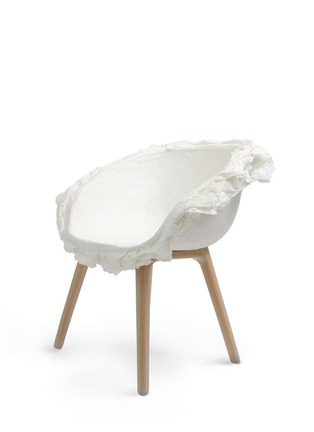 Pinwu-Piao limited edition layered rice paper chair