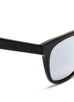 Ross & Brown - 'Portofino' acetate square sunglasses