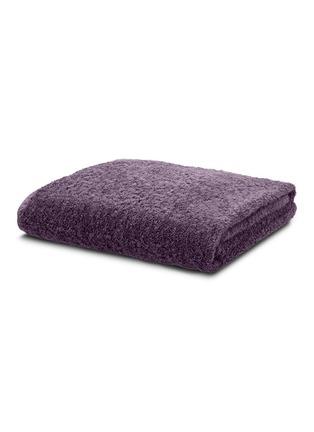 首图 –点击放大 - ABYSS - Super Pile bath towel — Purple